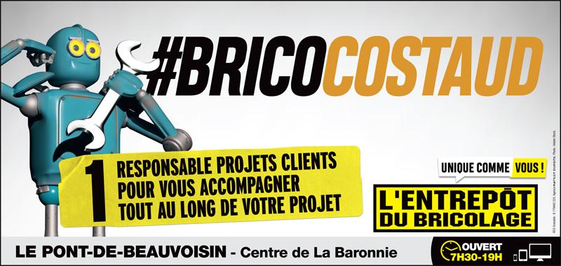 L'Entrepôt du Bricolage - 73330 Le Pont-de-Beauvoisin